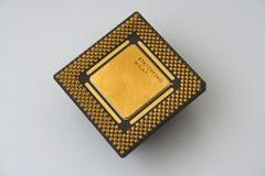 Microprocessador Fotografia de Stock