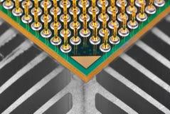 microprocessor Stock Fotografie