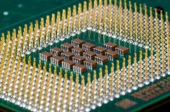 Microprocessor Stock Photos