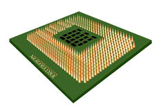 Microprocessor Stock Images