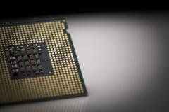 Microprocessor Stock Image