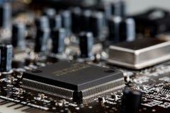 Microprocessore Fotografia Stock