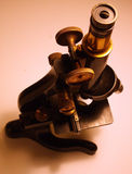 Microscópio 20 Imagem de Stock