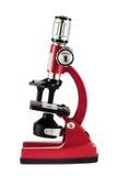 Microscópio imagem de stock royalty free