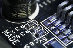 Microschakeling Stock Fotografie
