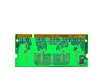 Microscheme памяти SD RAMM Стоковое Изображение RF