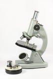 Microscoop royalty-vrije stock fotografie