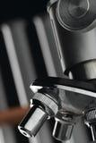 Microscoop stock afbeeldingen