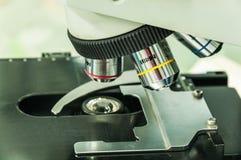 Microscoop Stock Afbeelding
