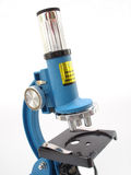 Microscope. Little microscope Stock Images