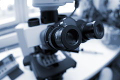 Microscope Stock Images