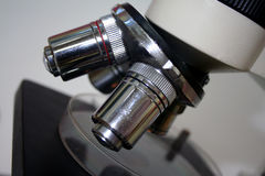 Microscope.  Stock Images