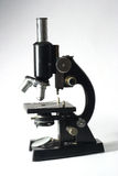 Microscope photographie stock