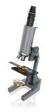 Microscope photographie stock