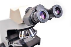 Microscope photo stock