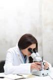 Microscope Royalty Free Stock Photos