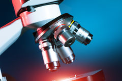 Microscope Royalty Free Stock Photo