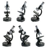 Microscope series Royalty Free Stock Image