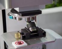 Microscopio óptico superficial de la aspereza 3D imagenes de archivo