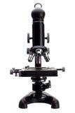 Microscopio Imágenes de archivo libres de regalías