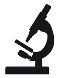 Microscopio Imagen de archivo