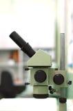 Microscopio Fotografie Stock
