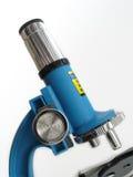 Microscopio fotografia stock