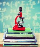 Microscopy Royalty Free Stock Images