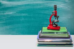 Microscopy Stock Images