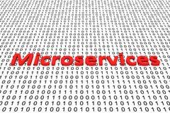 Microservices Zdjęcia Stock