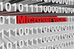 Microservices Stock Photography