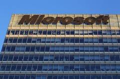 Microsoft Building Royalty Free Stock Photo