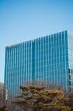 Microsoft corporate branch building in Seoul, Korea. Stock Image