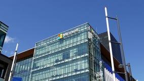 Microsoft corporate building