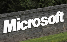Microsoft Corporation Royalty Free Stock Photos