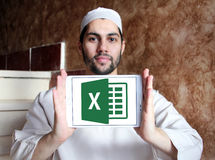 Microsoft Excel logo Stock Images