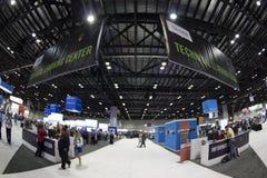 Microsoft Konferencja techEd 2012 fotografia royalty free