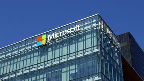 Microsoft korporacyjny budynek