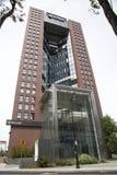 Microsoft Office budynek przy MIT uniwersytetem fotografia stock