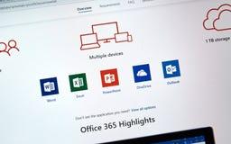 Microsoft Office 365 ikon zdjęcie royalty free