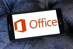 Microsoft Office logo Obrazy Stock