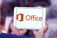 Microsoft Office logo zdjęcia stock