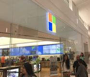 Microsoft Office Logo Stock Images