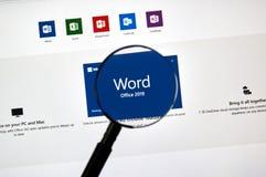 Microsoft Office słowo obraz royalty free