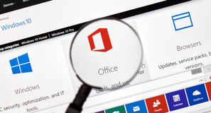 Microsoft Office Word, Excel Photos stock
