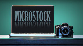 Microstock trend Royalty Free Stock Images