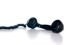 microteléfono Foto de archivo libre de regalías