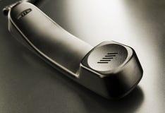 Microtelefono immagine stock libera da diritti