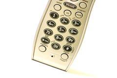 Microtelefono del telefono fotografia stock