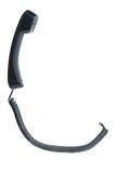 Microtelefono nell'aria fotografia stock libera da diritti